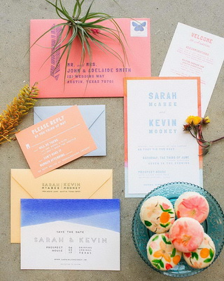 Is Coral the New Wedding Trend Color